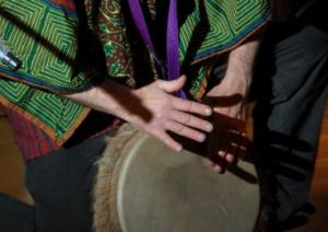 IOTA: Hand Drum Groove @ Gabriola Arts & Heritage Center