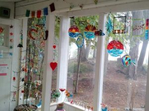 IOTA: Sun Catcher Glass Fusing @ Gabriola Arts & Heritage Centre