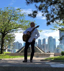Cultivate Festival | Music - Mark Woodside @ Gabriola Commons - Lawn Stage