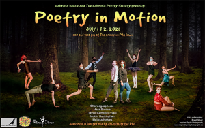 Cultivate Festival | Special Event - Gabriola Dance-Poetry in Motion @ Gabriola Commons - North Road Lawn (road side of the Farm House)