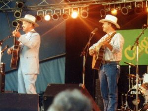 Cultivate Festival | Theatre - Wilf Carter @ Gabriola Commons - Reservoir Stage
