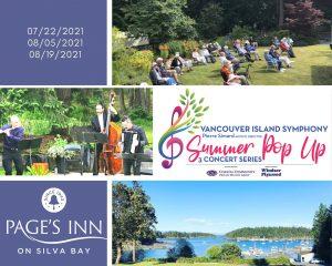 Summer Pop Up Concert Series @ Pages Inn